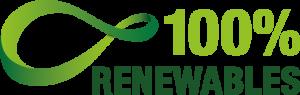 100%Renewables logo