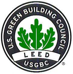LEED logo USGBC